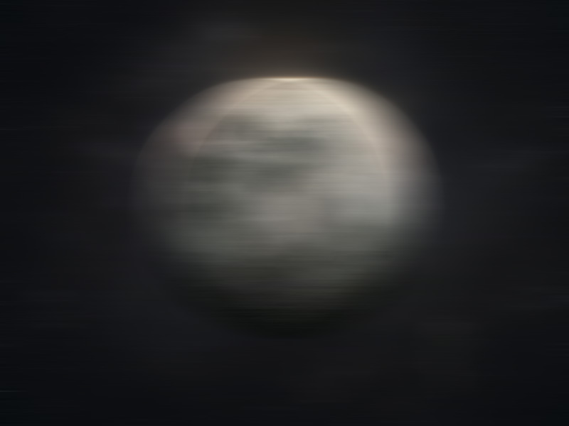 Space Series Moon