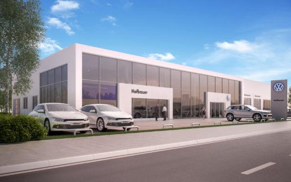 Volkswagen Autohaus